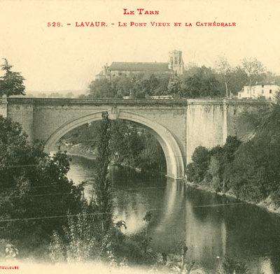 Le pont Saint-Roch