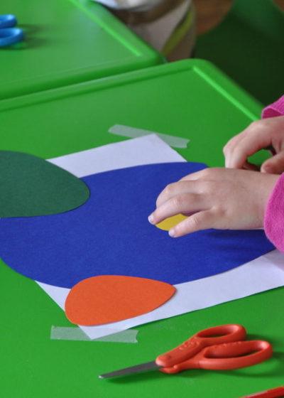 Atelier des enfants Médus'Art