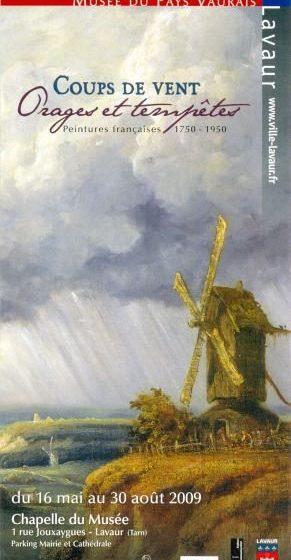 Coups de vent - Orages et tempêtes