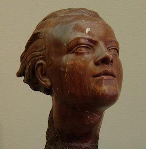 Jeune homme, Lucie Bouniol, XXe