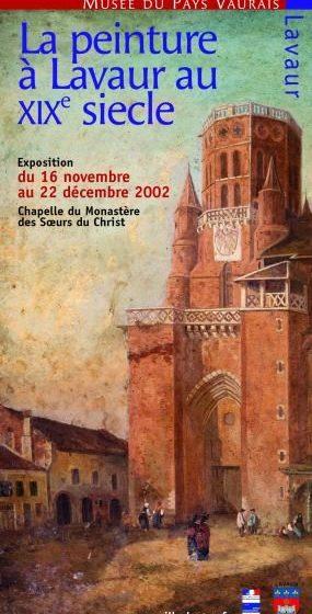 La peinture à Lavaur au XIXème siècle