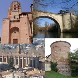 Monuments historiques de Lavaur
