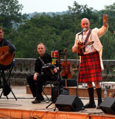 Orchestre écossais