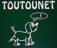 Panneau Toutounet