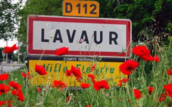 Lavaur ville fleurie